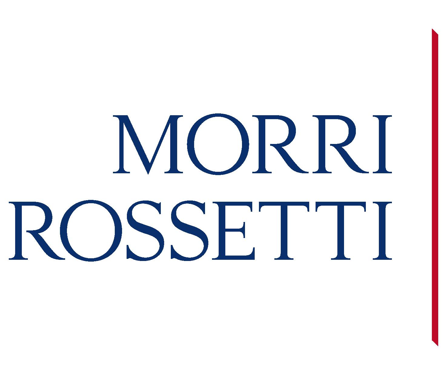 logo Morri Rossetti